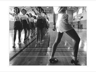Tap Dancing Class at Iowa State--Photo