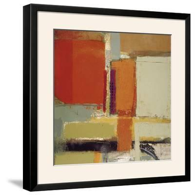 Tapas II-Eric Balint-Framed Giclee Print