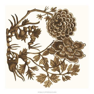 Tapestry Floral IV-Naomi McCavitt-Giclee Print