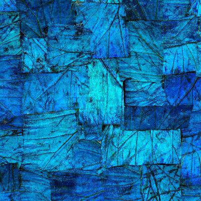 Tapestry in Blue-Doug Chinnery-Photographic Print