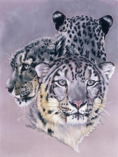 Tapestry in Grey-Barbara Keith-Giclee Print