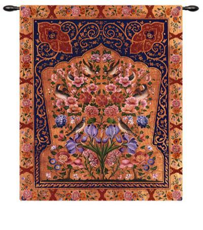 Tapestry Song-Riccardo Bianchi-Wall Tapestry