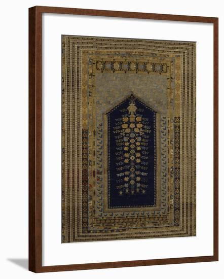 Tapis de prière--Framed Giclee Print