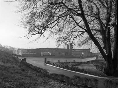 Tapton Hall Secondary Modern School, Sheffield, South Yorkshire, 1960-Michael Walters-Photographic Print
