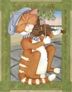The Cat & The Fiddle by Tara Friel