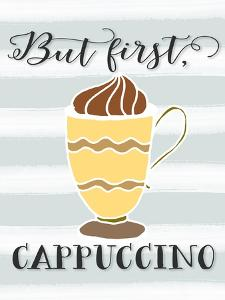 But First Cappuccino by Tara Moss