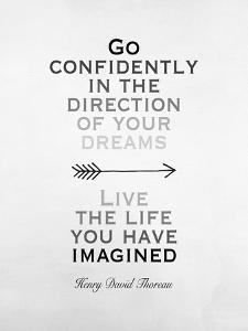 Go Confidently Ombre by Tara Moss