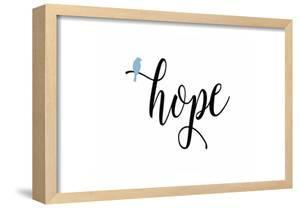 Hope Blue Bird by Tara Moss