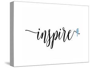 Inspire Blue Bird by Tara Moss