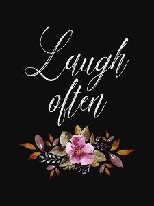 Laugh Often by Tara Moss
