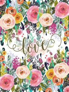 Love Colorful Florals by Tara Moss