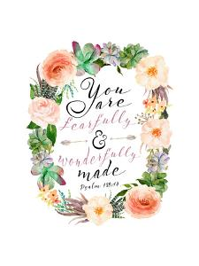 Psalm 139-14 by Tara Moss