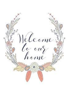 Welcome to Our Home by Tara Moss