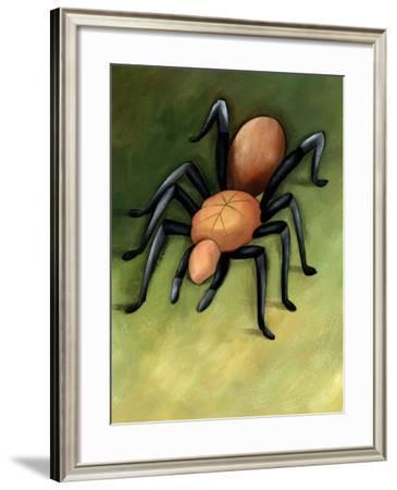 Tarantula Spider--Framed Photo