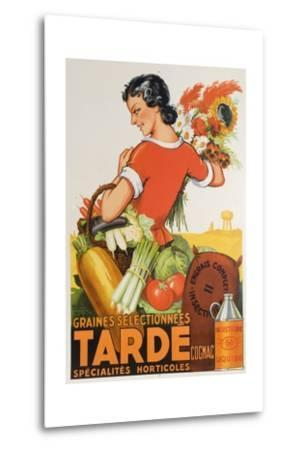 Tarde Insecticide, French Advertising Poster