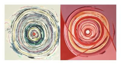 Target duo III-Nino Mustica-Art Print