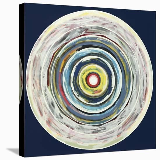 Target I-Nino Mustica-Stretched Canvas Print