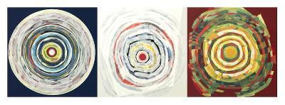 Target trio II-Nino Mustica-Art Print