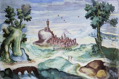 View of Barbarano, 1592