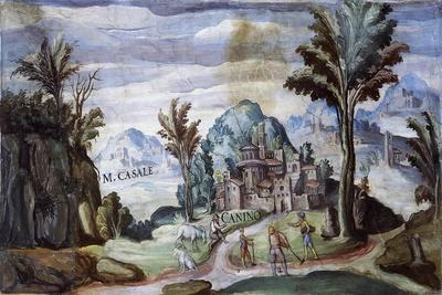 View of Canino, 1592