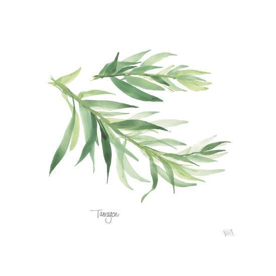Tarragon V2-Chris Paschke-Art Print