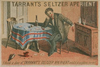 Tarrant's Seltzer Aperient, Trade Card--Giclee Print
