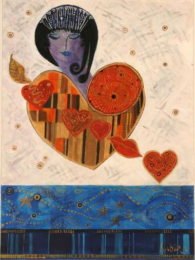 Tart of Hearts, 2007-Sabira Manek-Giclee Print