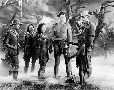 Tarzan and His Mate--Photo