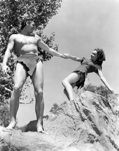 Tarzan's Secret Treasure--Photo