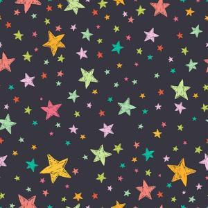 Stars Pattern by TashaNatasha