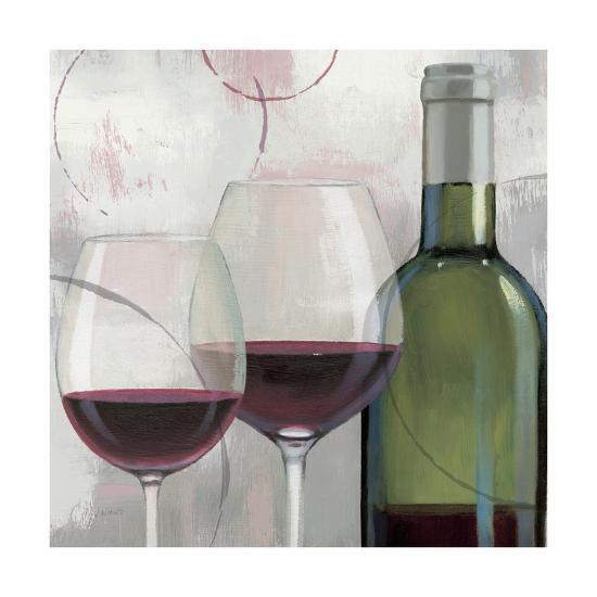 Taste Appeal Red II-James Wiens-Art Print