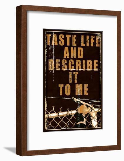 Taste Life I-Pascal Normand-Framed Art Print
