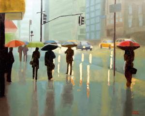New York Reality by Tate Hamilton