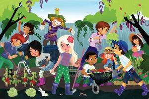 How Your Garden Grows - Jack & Jill by Tatevik Avakyan