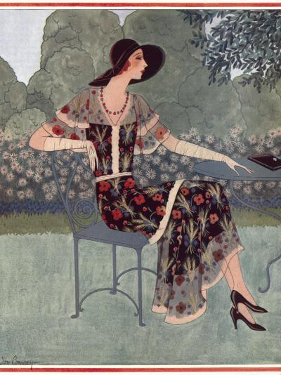 Tatler Fashions for July 1930--Photographic Print