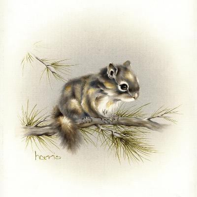 Tattle-Tail Baby-Peggy Harris-Giclee Print