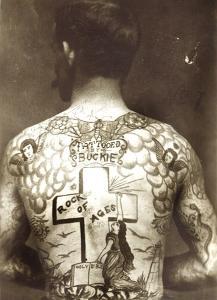 Tattoed Man