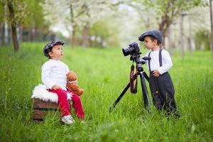 The Photographer by Tatyana Tomsickova