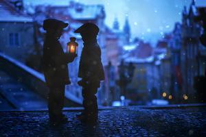 Twinkle Twinkle Little Flame by Tatyana Tomsickova