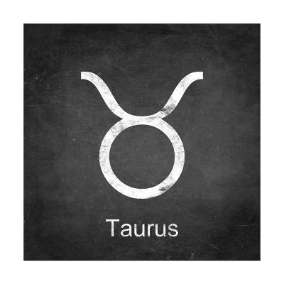 Taurus - Black-Veruca Salt-Art Print