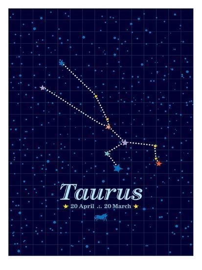Taurus-Patricia Pino-Art Print