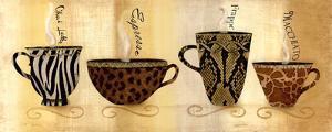 Café Exotica I by Tava Studios