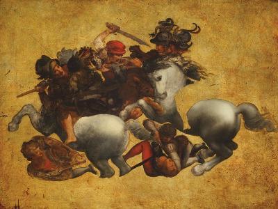 Tavola Doria-Leonardo da Vinci-Giclee Print