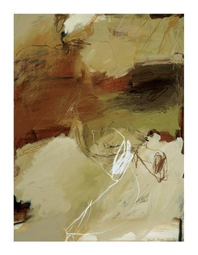 Tawny Grass Bird II-Wade Owen-Giclee Print