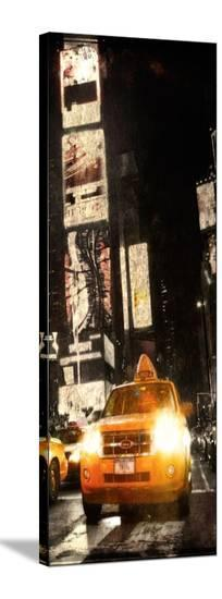Taxi 2-Dale MacMillan-Stretched Canvas Print