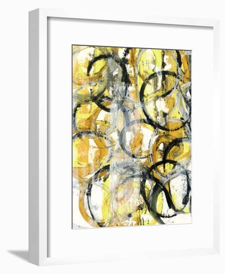 Taxi Cab I-Jodi Fuchs-Framed Premium Giclee Print