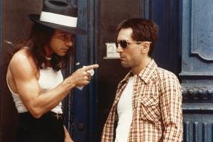 Taxi Driver, Harvey Keitel, Robert De Niro, Directed by Martin Scorsese, 1976