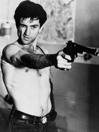 Taxi Driver, Robert De Niro, Directed by Martin Scorsese, 1976