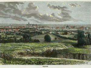 Cracow, Poland, C1880 by Taylor