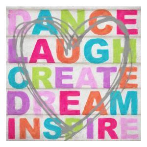 Dance Laugh by Taylor Greene
